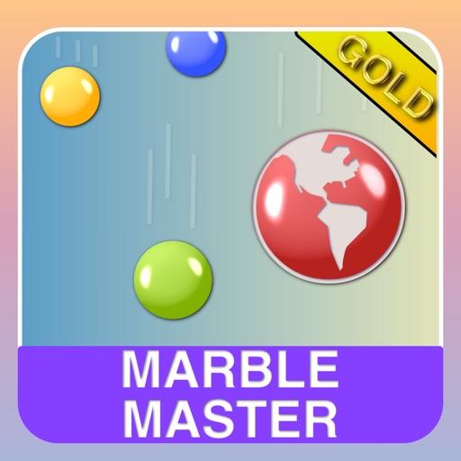 Amazing fallen Marbles - Catch the color iOS App