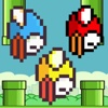 Flappy Bird Fall