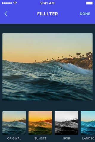 Filllter - Filters & Effect for Live Photos screenshot 1