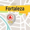 Fortaleza Offline Map Navigator and Guide