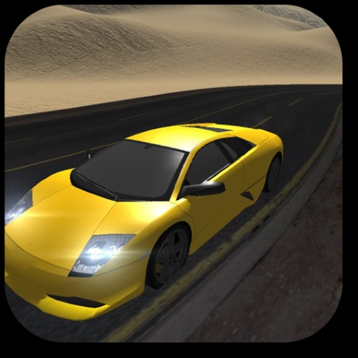 Super Car Death Racing iOS App