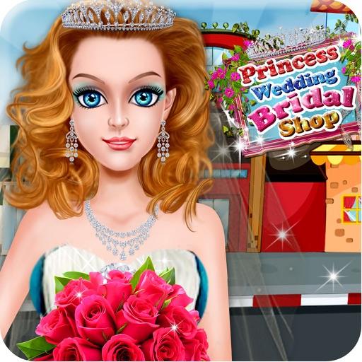 Princess Wedding Bridal Shop iOS App