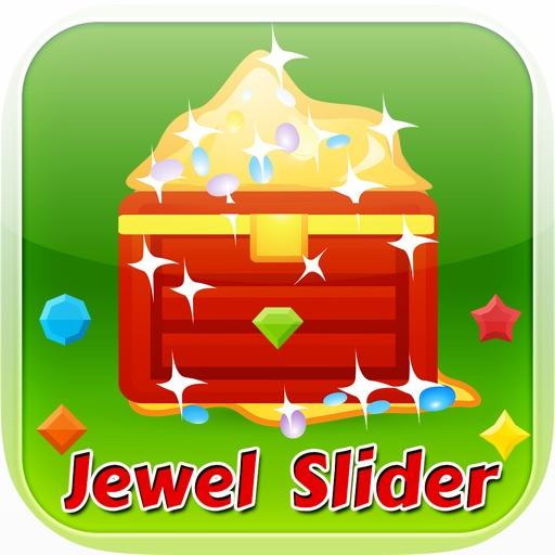 Jewel Slider - Fun Match 3 Puzzle Game iOS App