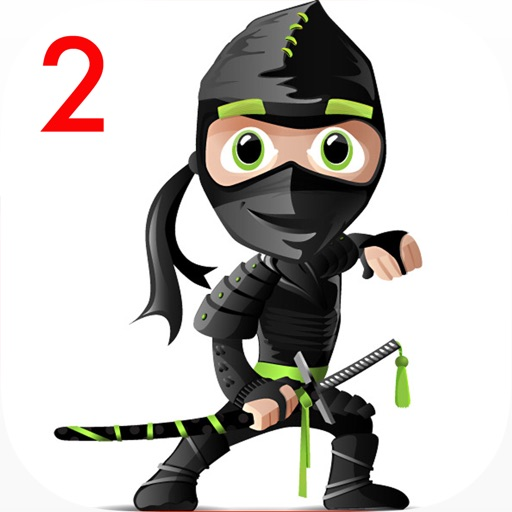 My Ninja Go - more modes in one game ! iOS App