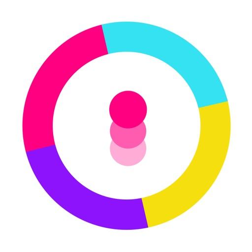 Color Swap & Switch White Mode – Endless Dash through Geometry iOS App