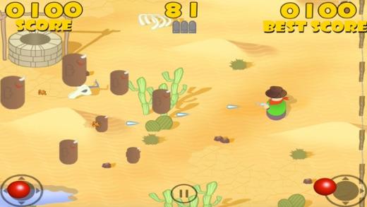 Cowboy vs Monsters Screenshot