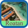 Roatan  Island Offline Map Travel Guide