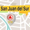 San Juan del Sur Offline Map Navigator and Guide