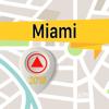 Miami Offline Map Navegador e Guia