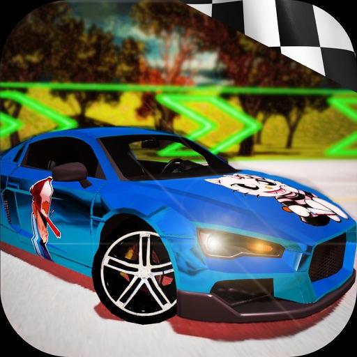 Classic Furious Racing 3D iOS App