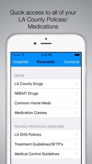 La County ParamedicScreenshot of 1