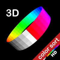 3D Photo Ring HD - Moderner Bilder-Browser mit Farbsortierung