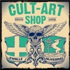 Cult-art Shop Zwolle