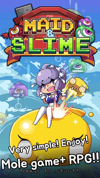 Maid & Slime Screenshot