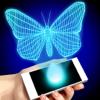 Mariya Ivanova - Simulator Real Hologram  artwork