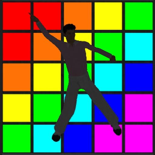 Disco Tiles iOS App