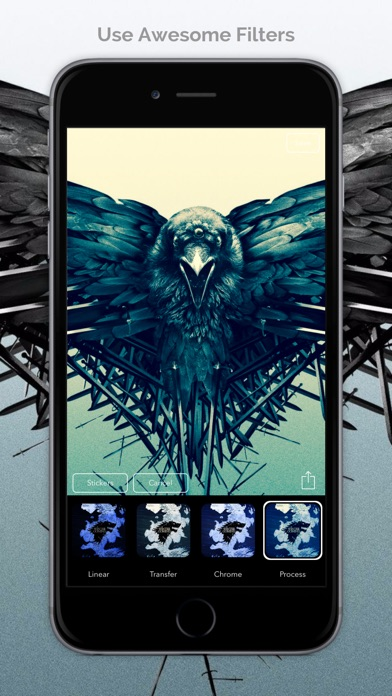 Screenshots of HD Wallpapers & Backgrounds for Game of Thrones Free for iPhone