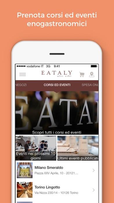 Eataly - Negozi e Spesa Online Screenshot