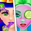 Halloween Beauty Salon - Makeup,  Makeover,  Dressup and Spa Story