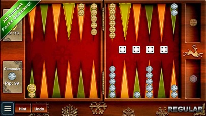 Screenshot #9 for Backgammon HD - Play the Online Board Game!