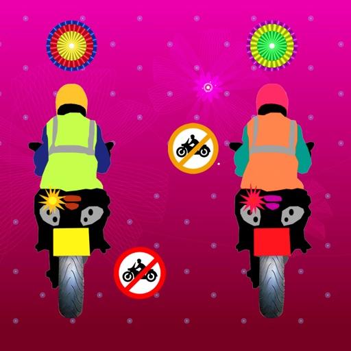 Bikes Racing-Two line road adventure iOS App