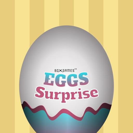 Eggs Surprise with Friends