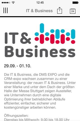 Messe Stuttgart screenshot 2