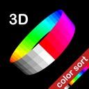 3D Photo Ring Pro - Moderner Bilder-Browser mit Farbsortierung