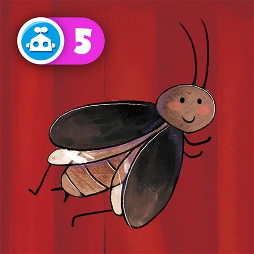 讨厌的同居者:蟑螂的故事-Tinmanarts