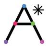 ART HAPS Art Map + Guide (A*Star/A Star/A*)