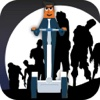 Halloween Wheel - Happy Segway Run To Survival in Zombie Dead City