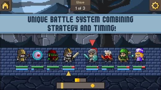 Iron Quest Screenshot