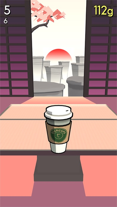 Flippy Cups Screenshot