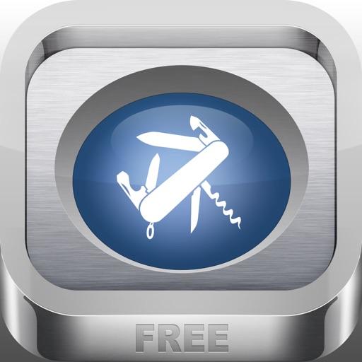 iMetalBox Free: Handy all-in-1 carpenter toolkit (pocket tools set) iOS App