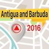 Antigua and Barbuda Offline Map Navigator and Guide antigua barbuda map