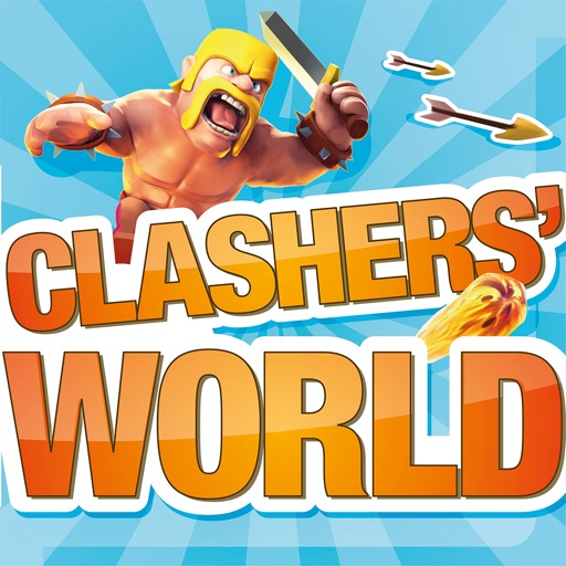 Clashers World - Ultimate Guide For Clash Of Clans iOS App