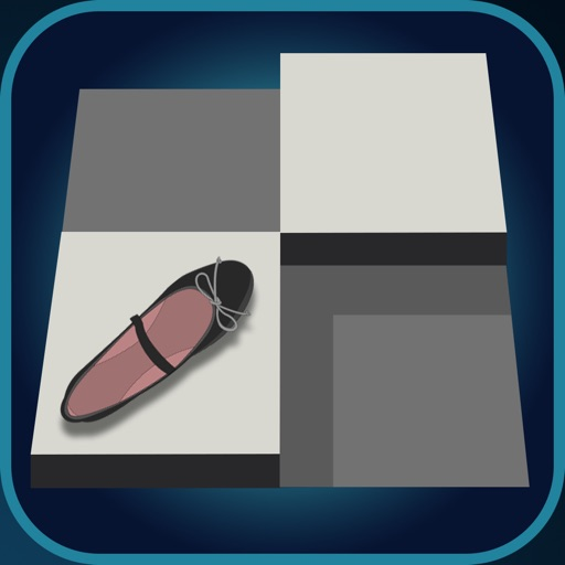Run on The Clouds - cool tile running arcade game iOS App