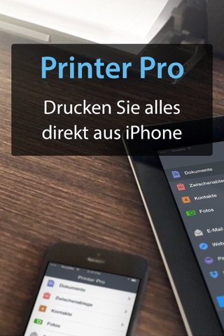Printer Pro screenshot 1