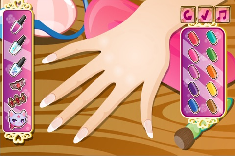 Princess Nail Salon. screenshot 3