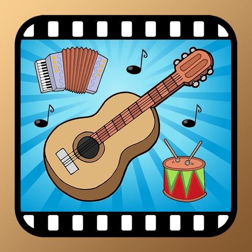 Video Touch - Musical Instruments