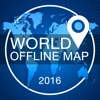 World Offline Maps + Voice Navigator and Video Dash Cam