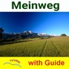 Meinweg National Park -  GPS and outdoor map with guide