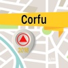 Corfu Offline Map Navigator and Guide