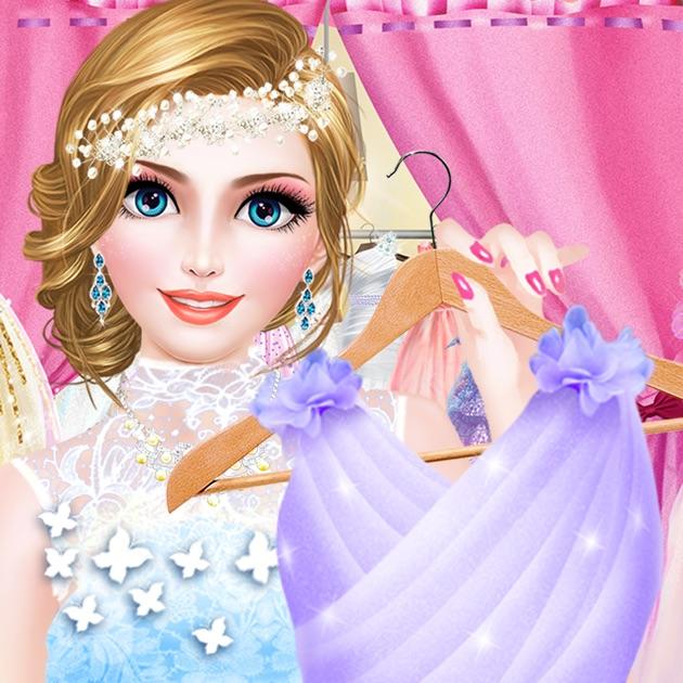 Nail Salon Game Beauty Makeover: Bridal Boutique Shop : Beauty Salon