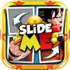 Slide Me Puzzle : Dragon Ball Tiles Quiz Picture DBZ  Games