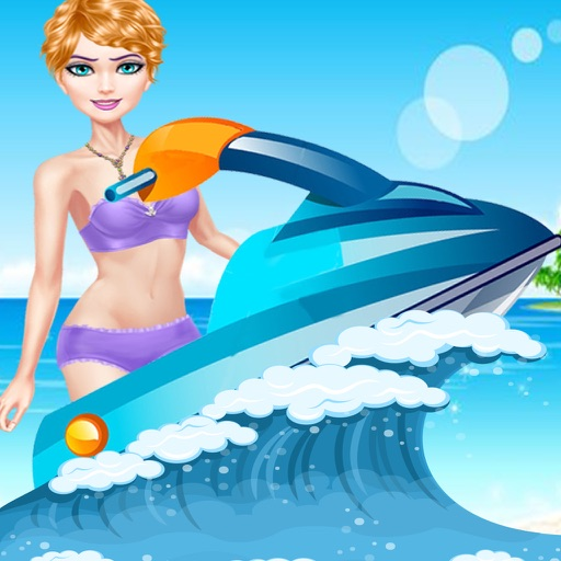 Jet Rider - Speed Boat iOS App