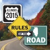 Driving rules handbook - Illinois rules of the road
