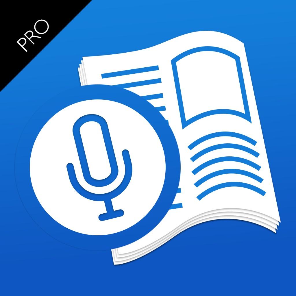 Voice Reader Professional  ( 音声とテキストの読者 )