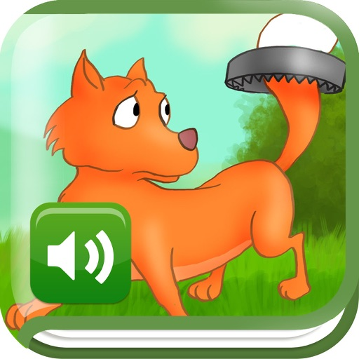 The Fox and His Tail - Narrated classic fairy tales and stories for children