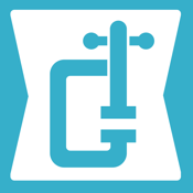 Data Compress: Saves you money icon